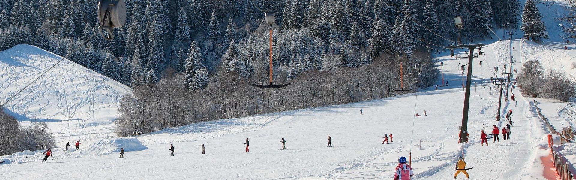 Skizentrum Pfronten - Steinach - ©Skizentrum Pfronten Steinach
