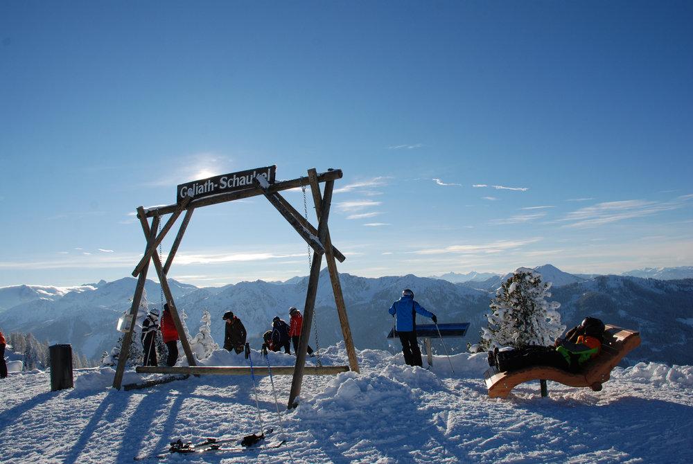 - ©Reiteralm Bergbahnen