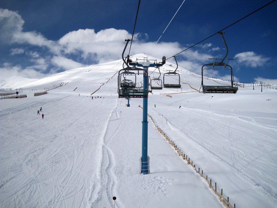 Chairlift at El Colorado, Chile. Copyright: El Colorado Tourism