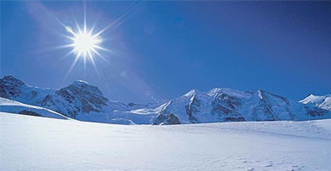 St. Moritz - Corviglia