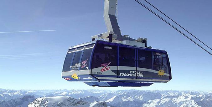 gondola Top of Germany