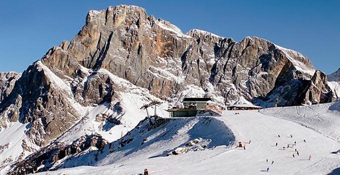 San Martino Di Castrozza - Passo Rolle