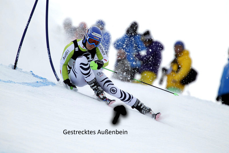 Maria Riesch - ©Hook BADERZ/AGENCE ZOOM