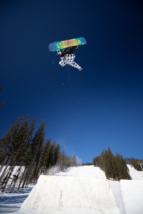 Sun Peaks Resort: terrain park Photo: Dom Koric