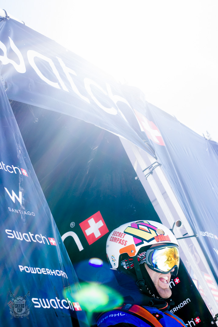 Sam Smoothy - ©Swatch Skiers Cup