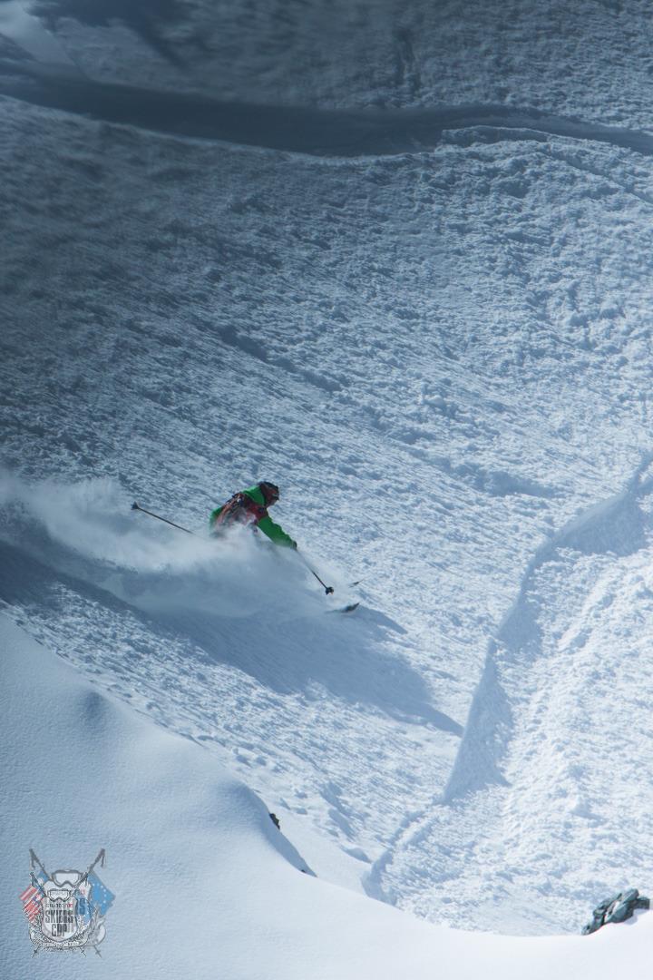 Chopo Diaz - ©Swatch Skiers Cup