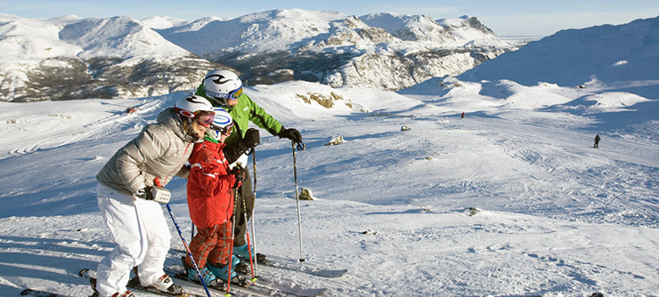Skiing in Hemsedal - ©Visitnorway.ru