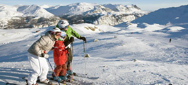 Skiing in Hemsedal - ©Visitnorway.ru