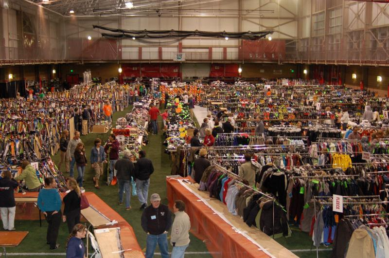 Endless deals await at the Park City Ski Swap, Nov. 2-4, 2012