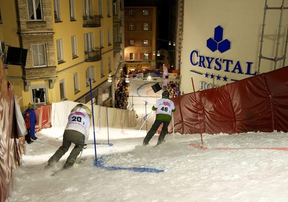 St-Moritz City Race