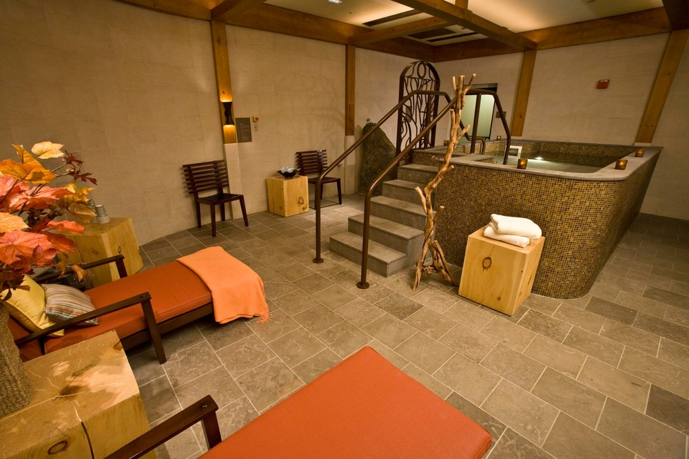 Spa Healing Lodge - ©Stowe Mountain Lodge