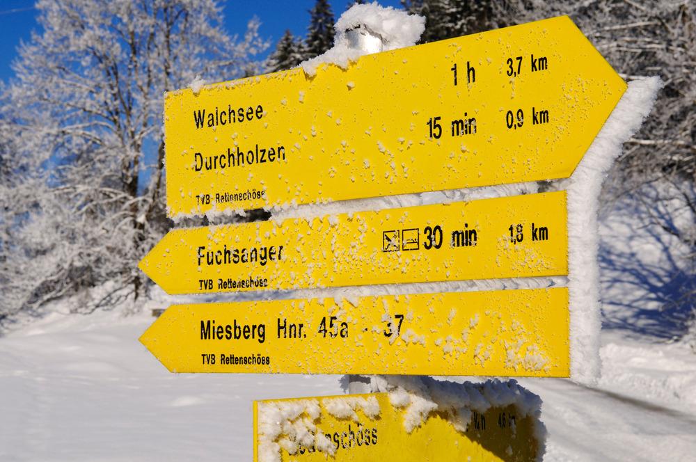 Zahmer Kaiser - Walchsee - ©Norbert Eisele-Hein