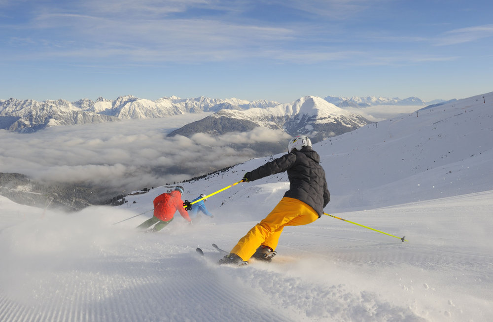 Skiing Serfaus-Fiss-Ladis - ©Sepp Mallaun