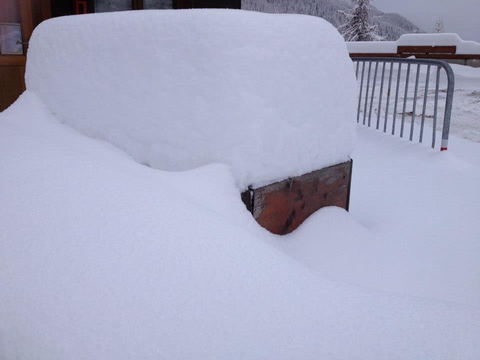 Les Orres. Dec. 15, 2012