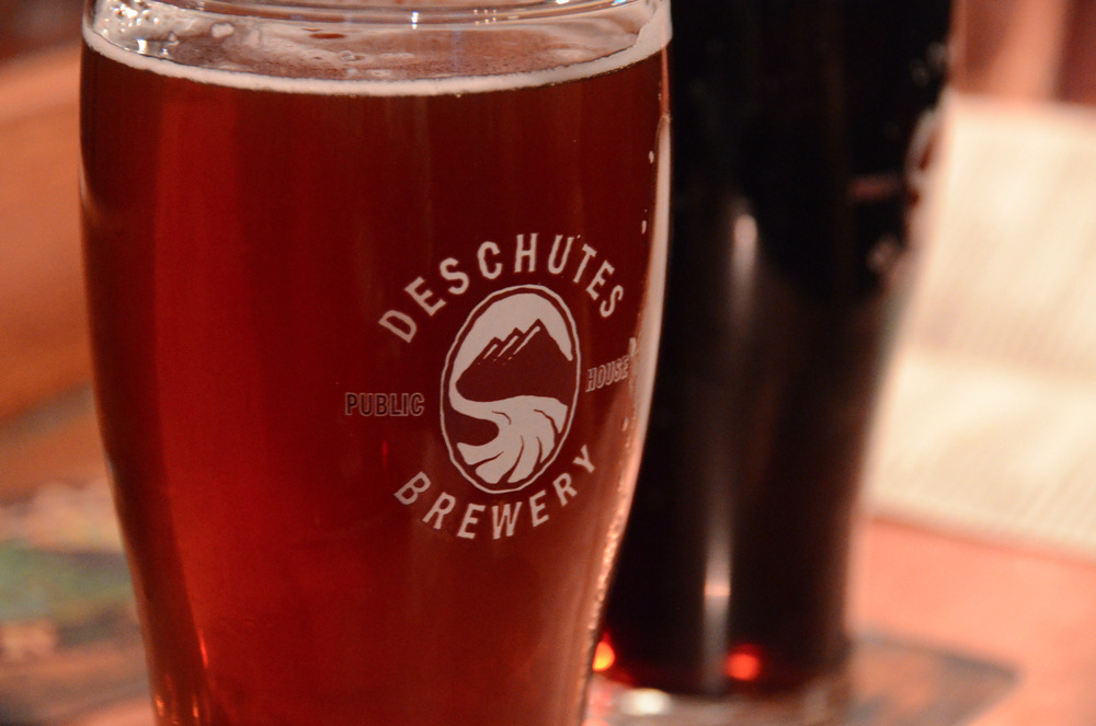 Deschutes Brewery in Bend, OR. Photo by Ian Carvell/Flickr. - ©Ian Carvell