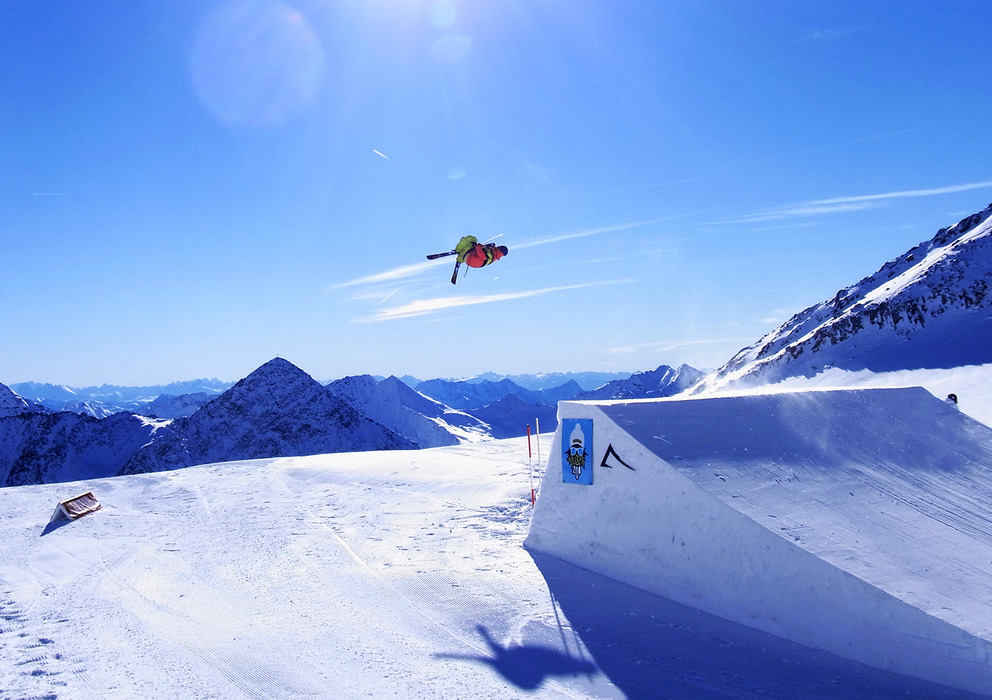 Snow Park Moreboards Stubai Zoo