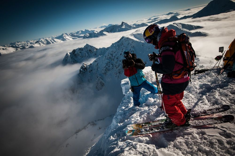 Freeride World Tour Revelstoke 2013