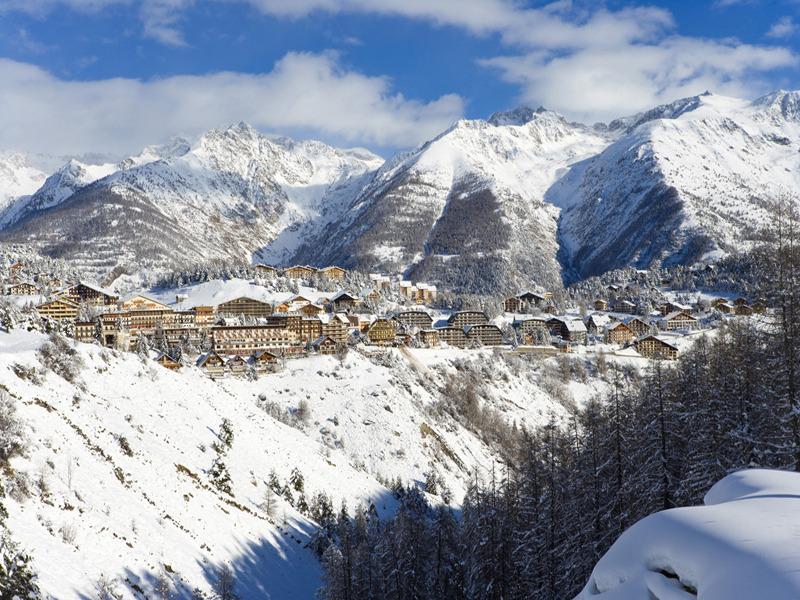 Auron, Cote d'Azur Montagne - ©R Palomba - Stations du Mercantour