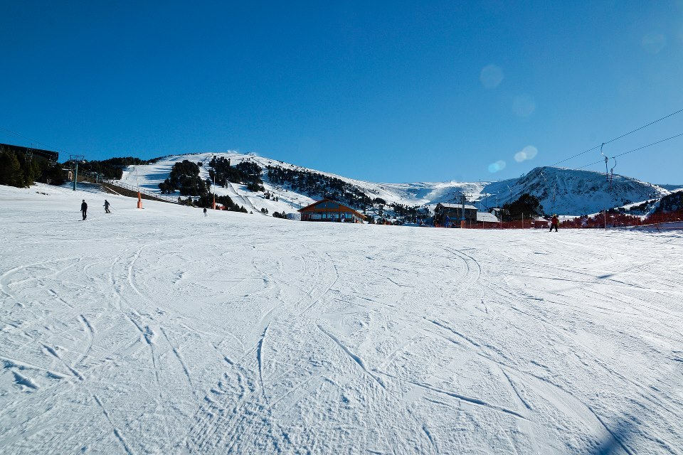 Grandvalira ski area