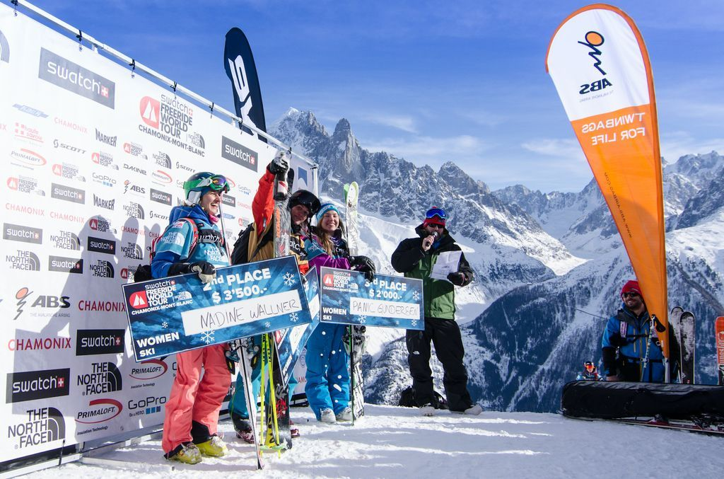 Freeride World Tour 2013 - Chamonix (FRA) - ©freerideworldtour.com / P. Field
