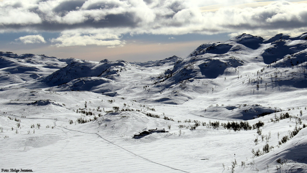 Rauland - Vierli - Raulandsfjell - ©Helge Jenssen