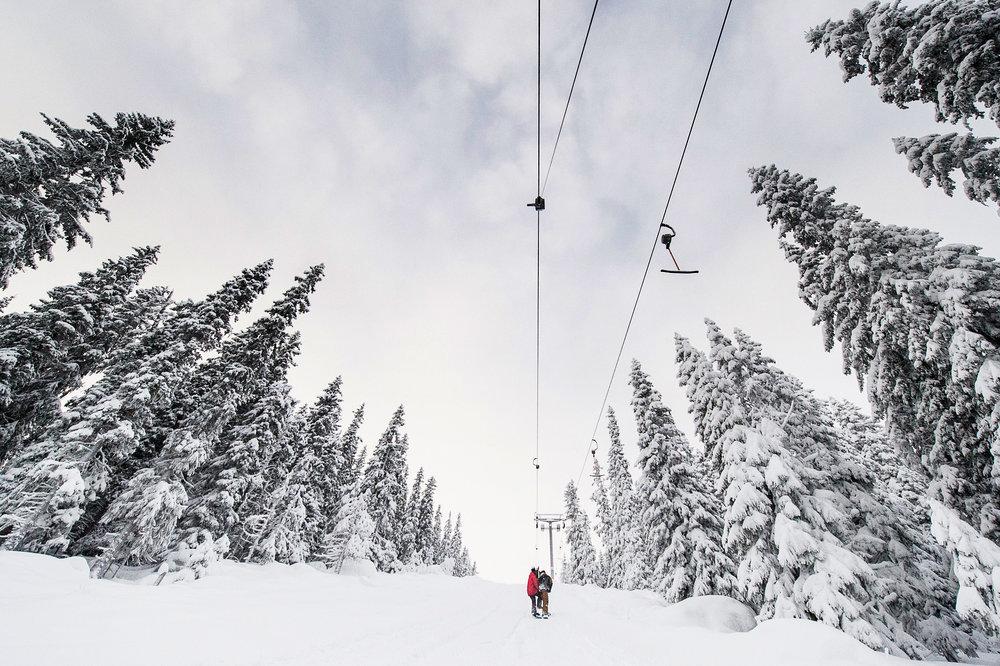 Powder day in Trysil - ©Ola Matsson