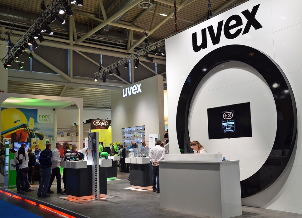 Uvex at ISPO 2013 - ©Skiinfo