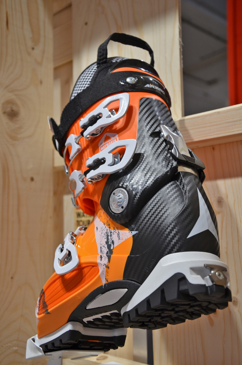 Atomic Waymaker ski boot with 110 flex