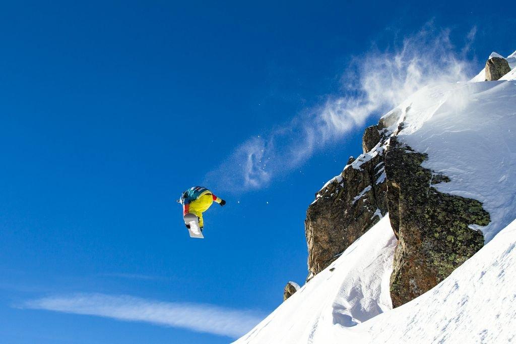 Freeride World Tour 2013 - Chamonix (FR) - ©Freeride World Tour
