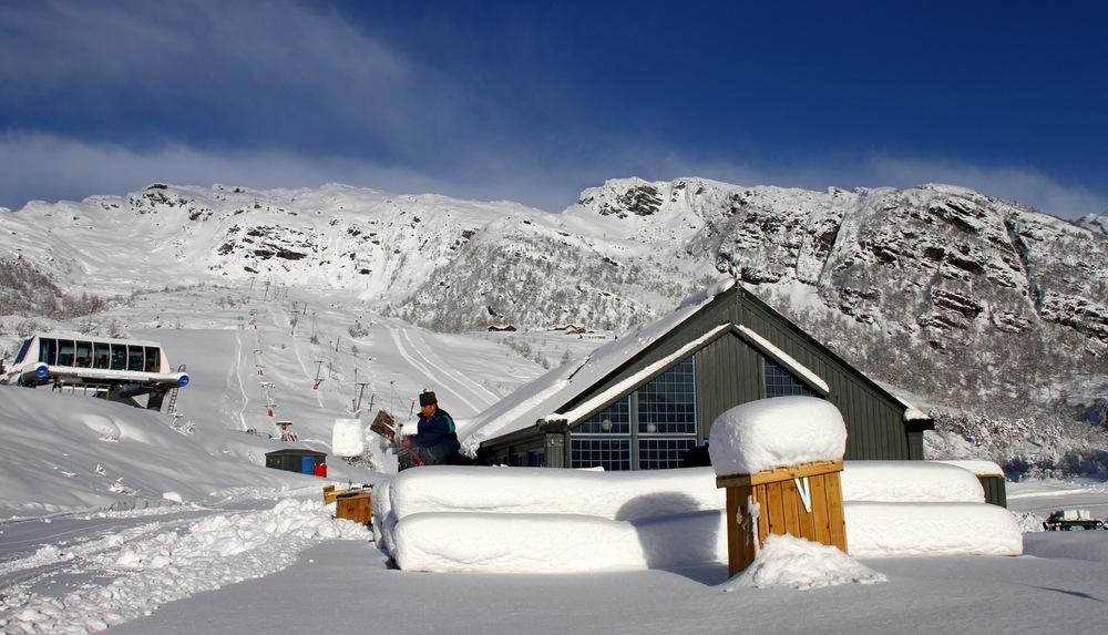 Eikedalen, Norway. Feb. 5, 2013 - ©Eikedalen Skisenter