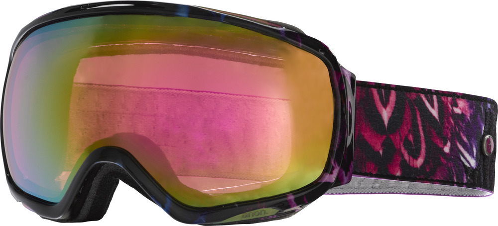 The anon. Tempest goggle, Hannah Teter pro model. - ©anon. Optics