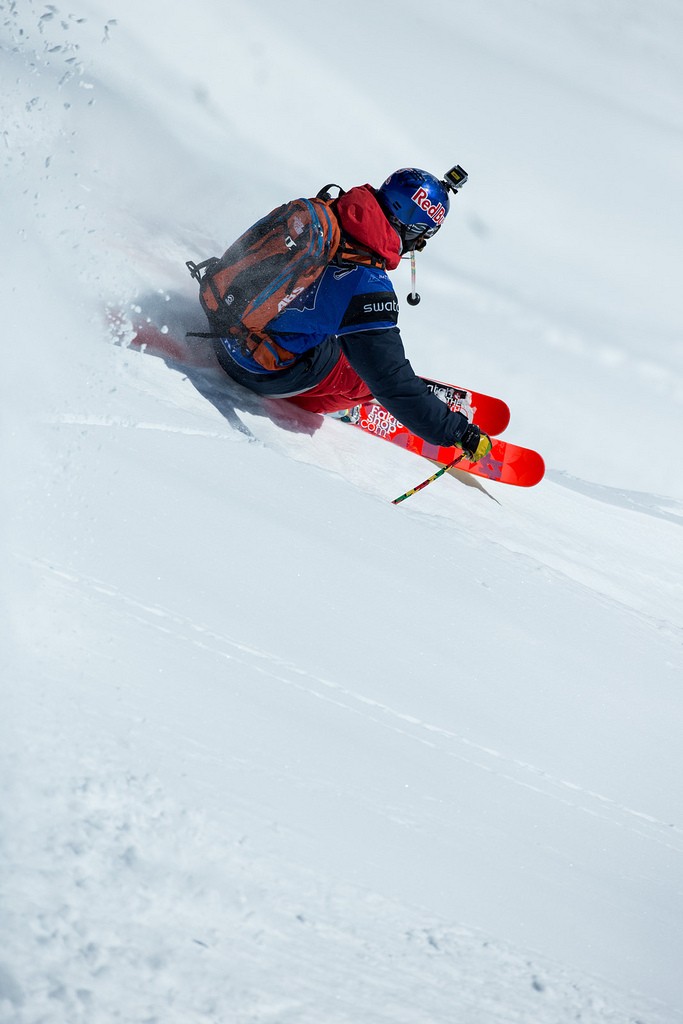 The Swatch Skiers Cup Big Mountain Competition from Zermatt. - ©D.Daher/swatchskierscup.com