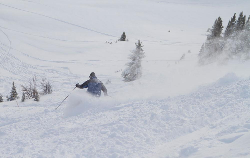 Sunshine Village 11.29.11 Shots by Adam Locke courtesy of Ski Big Three Canada