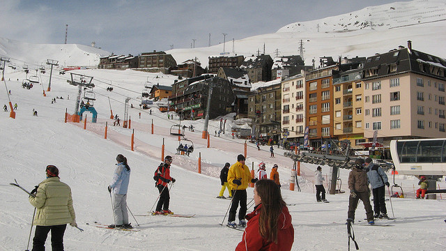 Significant investment in Grandvalira both on and off the slopes - ©Eduardo Tnarik