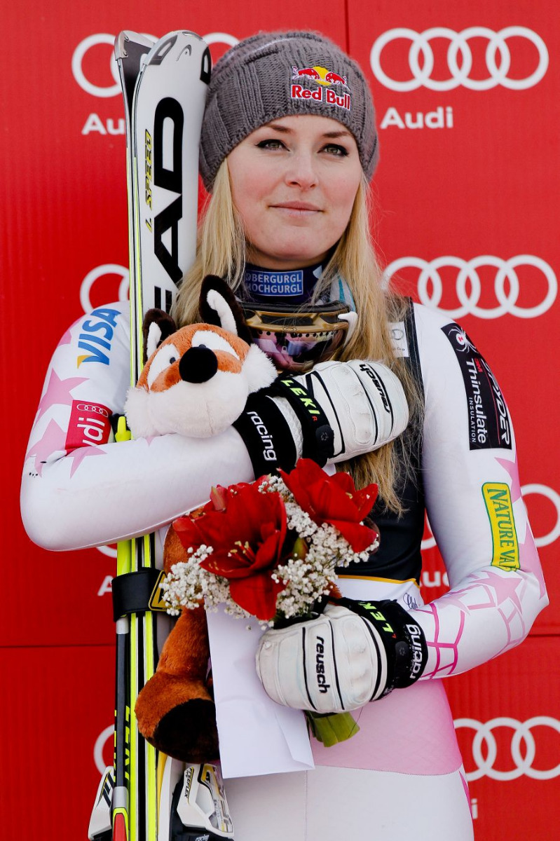 Lindsey Vonn - ©HEAD