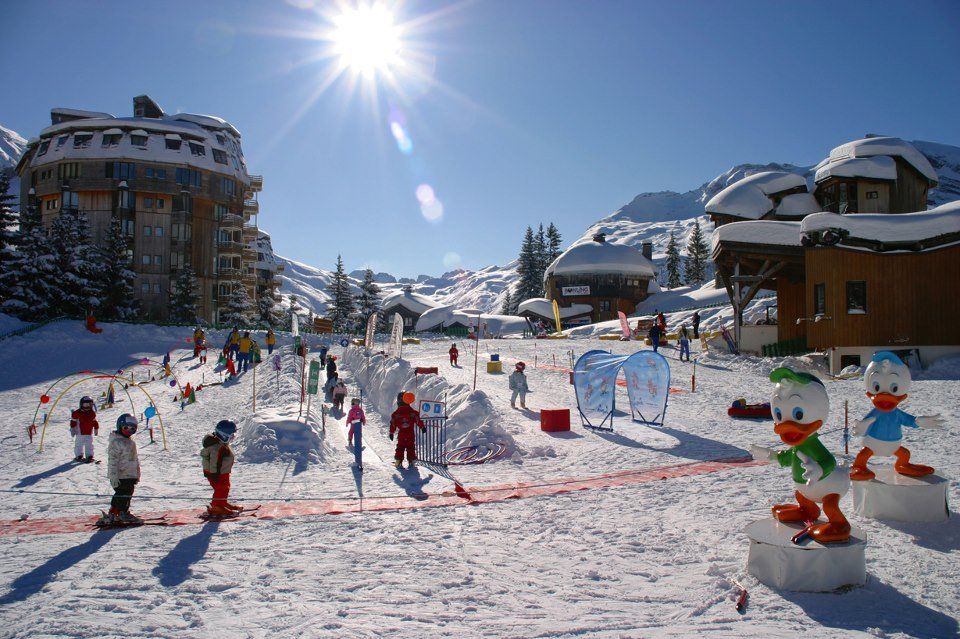 Village des Enfants in Avoriaz