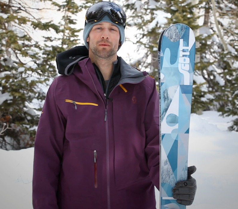 Topher Plimpton gives a preview of the 2014 Scott Skis lineup.