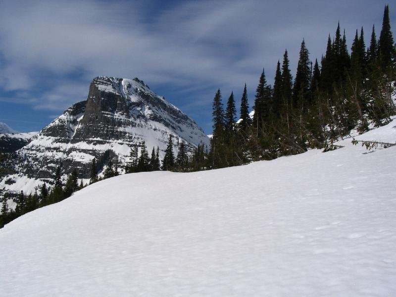 Scenic Discovery Ski Area, Montana.
