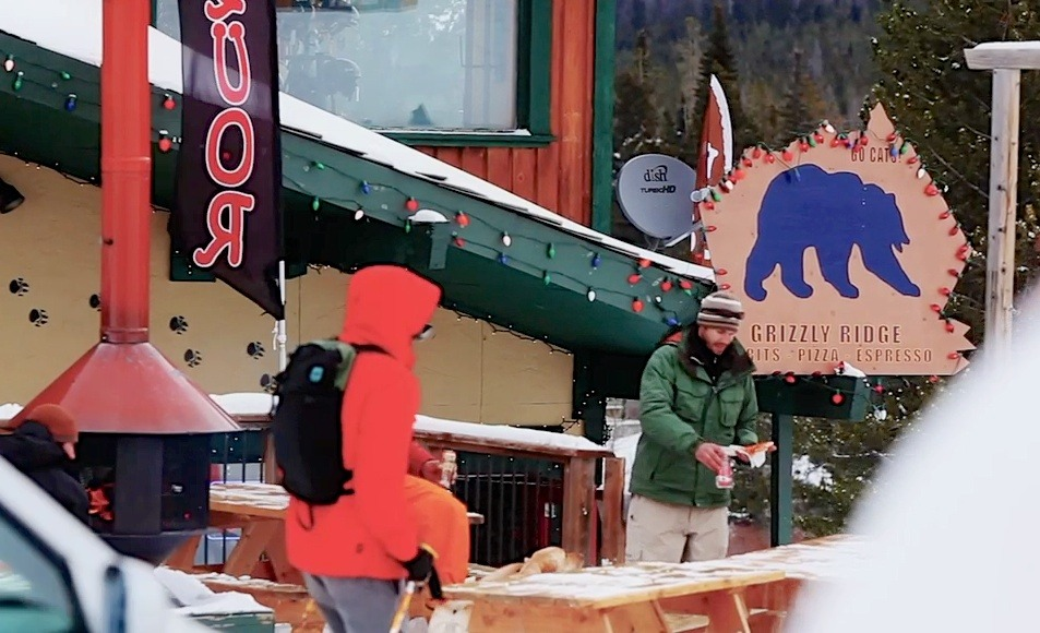 Grizzly Ridge Station in Bozeman, MT is the ultimate ski bum bar.