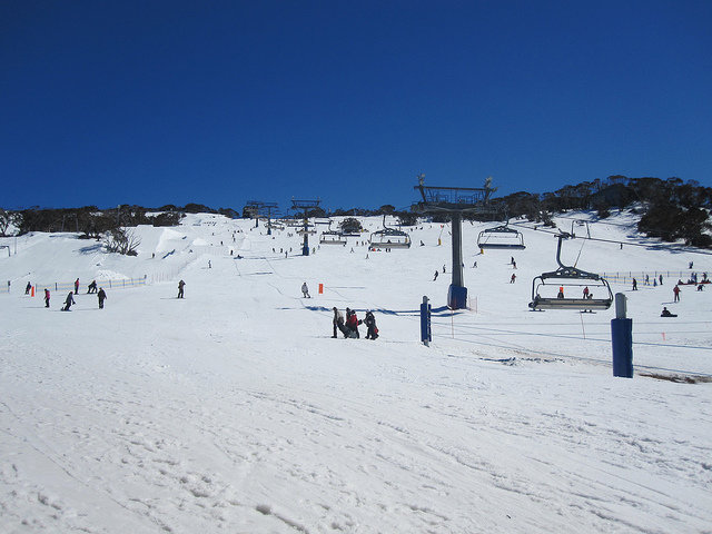 Perisher Mountain, Australia
