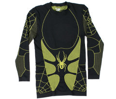 Captain Seamless Long-Sleeve Top - Spyder