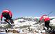 Skiers at Ischgl, AUT.