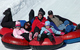 Family of tubers at Seven Springs PA
