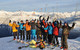 A happy group of Heli-Skiers at CMH-Heli Skiing - ©CMH Heli-Skiing