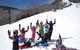 Spring skiing fans. Photo Courtesy of Hunter Mountain.