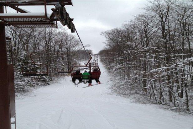 nubs nob ski area resort photos