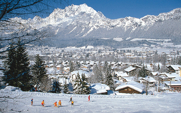 Top Resorts to Learn How to Ski: St. Johann, Austria