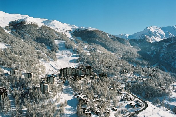 Les Orres ski resort