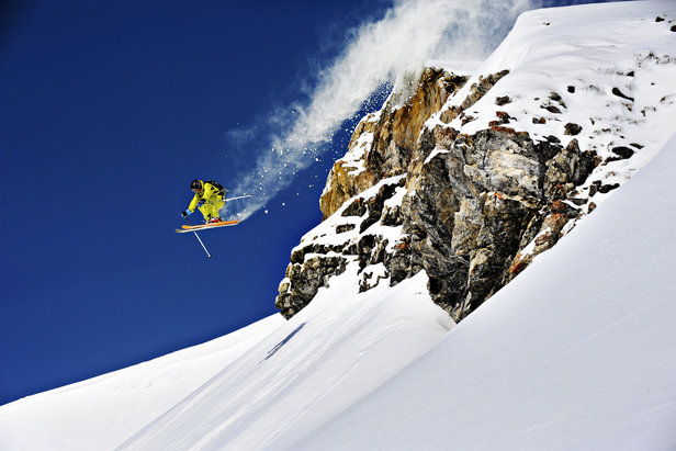 Freerider in Davos - ©Pally Learmond