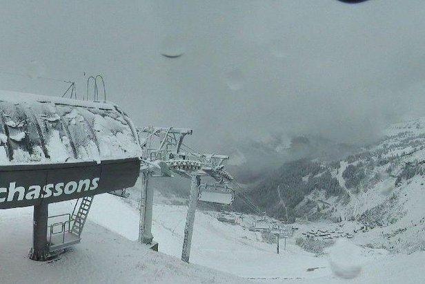 neige Chatel 10 oct 2013